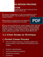 Urban Design Process