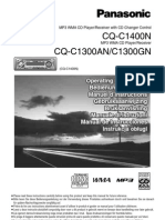 Panasonic Cq c1400n