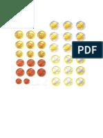 Euros Moedas 1