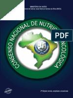Consensonacional de Nutricao Oncologica 2 Edicao 2015 Completo