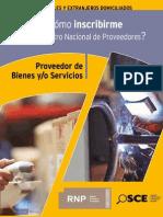 Requisitos Proveedor Del Estado 2015