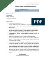 Aula 03 1. Petição Inicial; - D. Proc. Civil (Rev)1