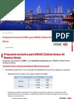 Presentación HSBC - SBASE