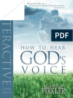 How to Hear God's Voice - Mark Virkler