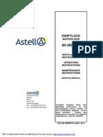 Astell MXN475 AMA 260 Swiftlock 80-300 Manuallitre