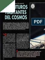 Cosmos - Los Futuros Habitantes Del Cosmos R-006 Nº052 - Mas Alla de La Ciencia - Vicufo2