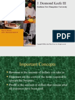 Introduction to Food, Beverage and Labor Cost Control