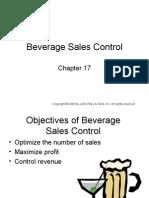 Beverage Sales Control