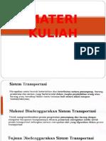 Rekayasa Transportasi