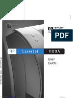 Service Manual HP Laserjet 1100a