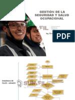 Fiscalización en las Actividades Mineras - Ing. Oswaldo Granados