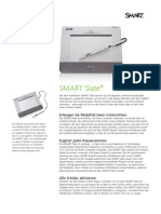Factsheet SMART Slate DE