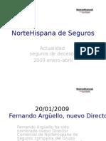 Noticias Nortehispana