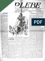 A Plebe - Fase 01 ano 01 n.04 30-06-1917