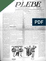 A Plebe - Fase 01 ano 01 n.07 28-07-1917