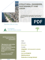 Green Technology in Civil Engineering