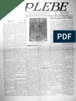 A Plebe - Fase 01 ano 01 n.10 18-08-1917