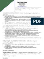 Jobswire.com Resume of carlmark80