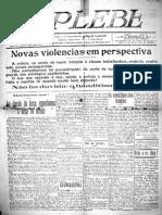A Plebe - Fase 01 ano 01 n.18 21-10-1917