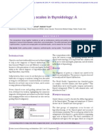 Thyroid Score