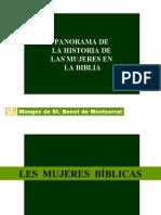 Panorama de La Historia de Las Mujeres