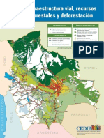 Mapa 37 Vial Foresty Deforest