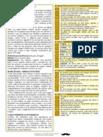 D&D 5e - Resumo Antecedentes
