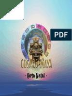 Carta Natal Maya © Cosmos1Maya