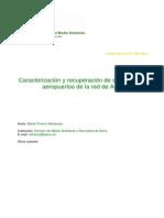 Caracterización y recuperación de suelos en los aeropuertos de la red de Aena