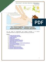 Protocolos Post Parto Reductivos Reafirmantes y Modeladores