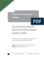 Financial ISV Partnership