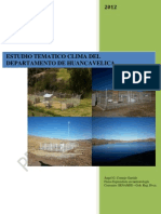 Climatologia-Huancavelica