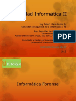 06 - Informatica Forense, Ley 527 y 1273 Cadena de Custodia