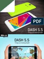 Manual de usuario Dash 5.5