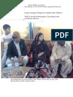 Katiyar Welfare Association Arranged a Program at Aatharki