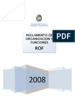 Www.munibambamarca.gob.Pe Archivos ROF 2008
