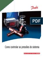 Como controlar as pressões do sistema Frigorifico.pdf