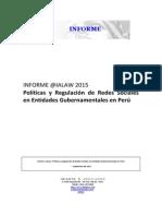 Informe IALaw 2015