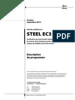 Manuel du module additionnel STEEL EC3 du logiciel RSTAB