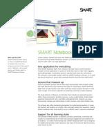 Factsheet SMART Notebook Math ENG