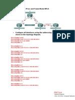 CCNP2 (ISCW) - Case Study 1