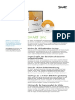Factsheet SMART Sync DE