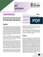 Aplikasi Klinis CRP Untuk Penyakit KV