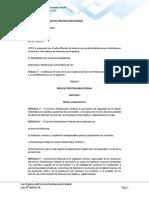 Ley Organica Del Servicio Penitenciario Federal N20416
