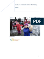 Arts and Cultural Education in Norway 2010-2011 Rapport-Av-Anne-Bamford