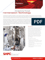 12276350 SAFC Pharma High Potent API Manufacturing Through Fermentation Technology