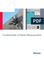 Tektronix - Fundamentals of Radar Measurements