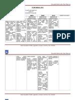 planificacion anual 2014 5°