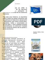 Declaracion Derechos Humanos Presentación1