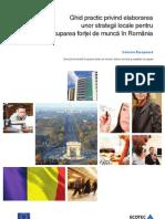 Ghid practic privind elaborarea unor strategii locale pentru ocuparea forţei de muncă în România